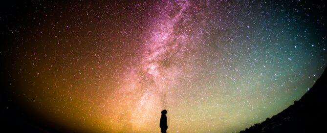 Stjernetegn i hænderne