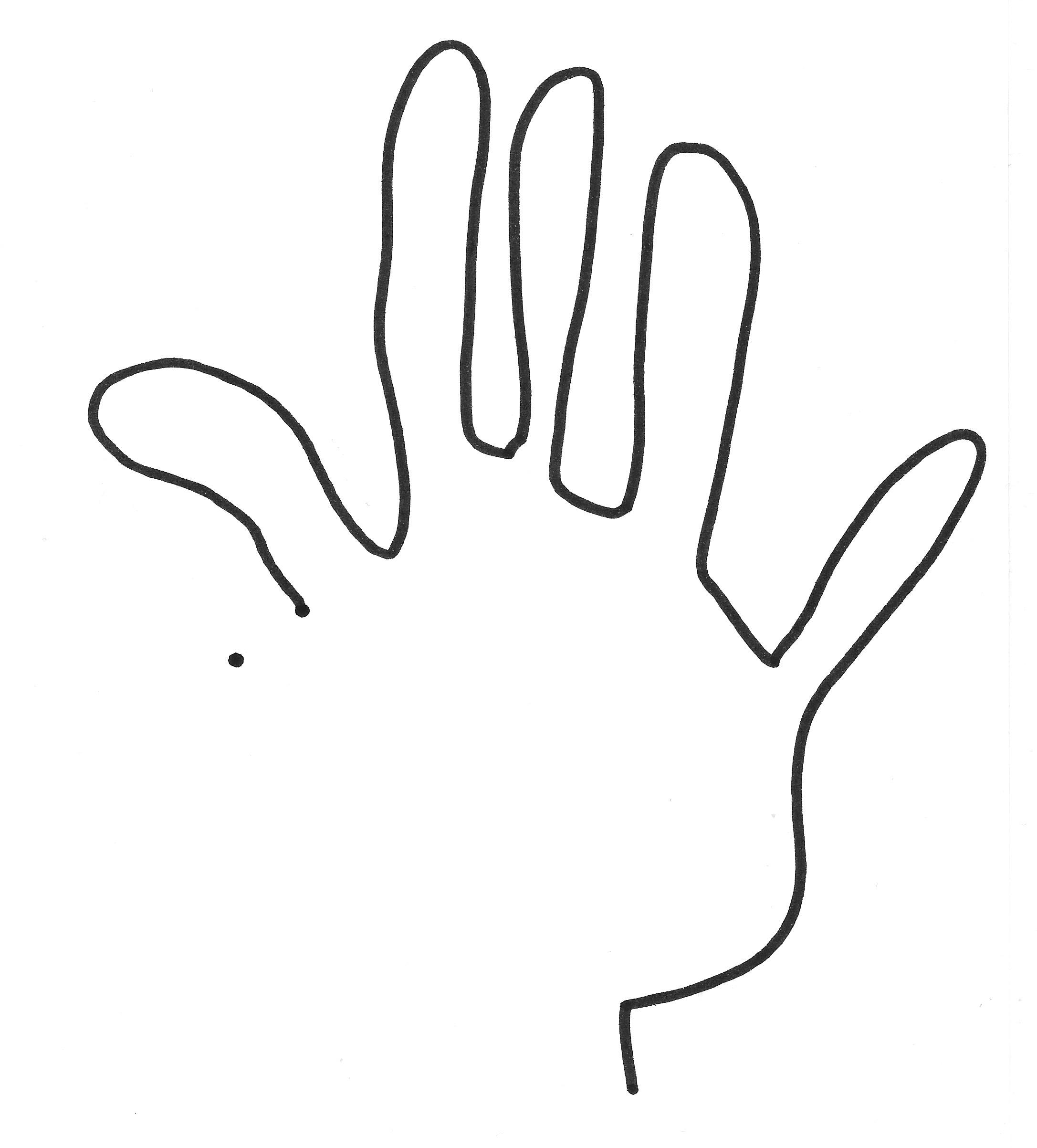 Lær om blindtegning